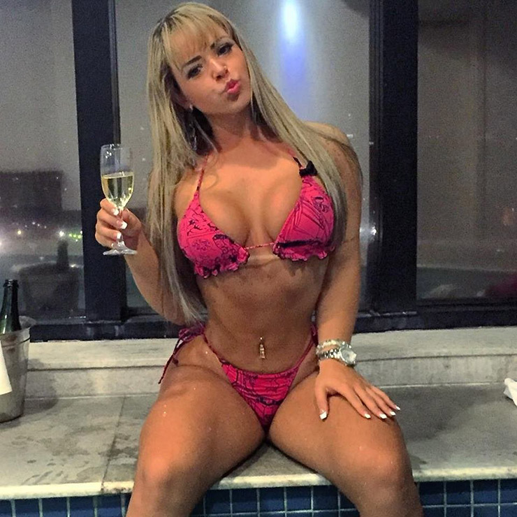 melhor atriz porno brasileira