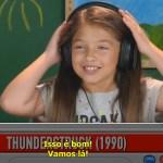 Crianças ouvem bandas de rock pela primeira vez em vídeo hilário