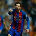 Dupla de Alves tem participação direta nos 500 gols de Messi