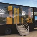 Tattoo Truck: estúdio móvel vai percorrer o Brasil com grandes tatuadores