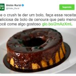 Os 10 melhores conselhos amorosos do Globo Rural no Twitter