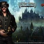 O Motorhead lançou um game onde o personagem principal é o Lemmy!
