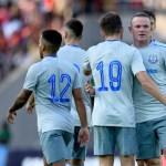 Com o pé direito! Rooney faz golaço em sua reestreia pelo Everton