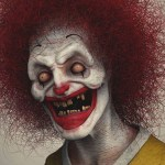 10 ícones da cultura pop transformados em criaturas aterrorizantes