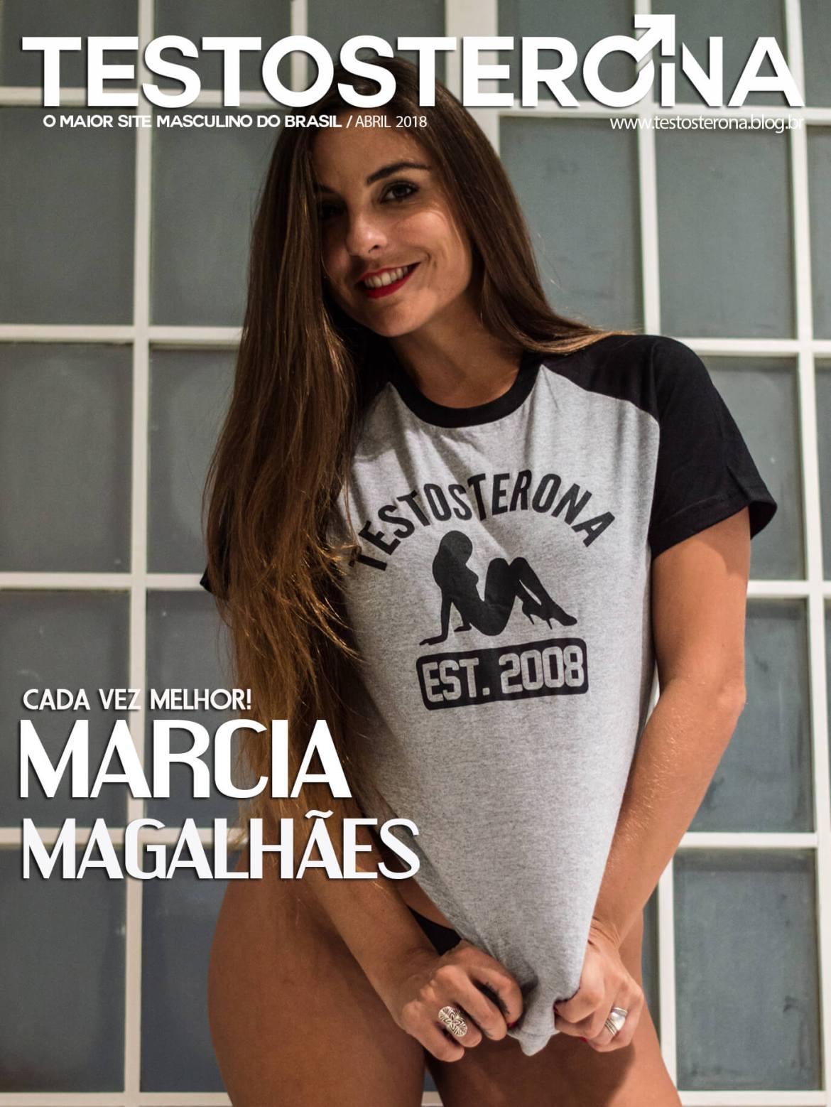 Márcia Magalhães Testosterona Girls