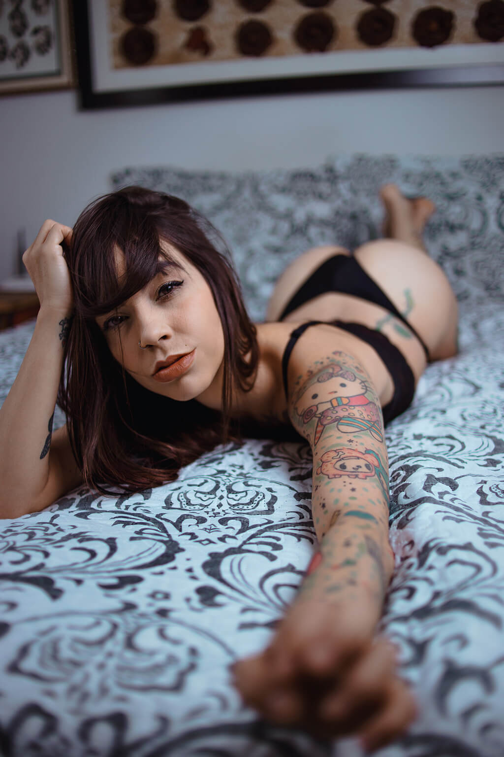 Lelly Gonçalves Testosterona Girl
