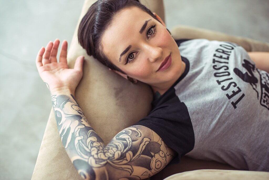 Danielle Miquita Testosterona Girls