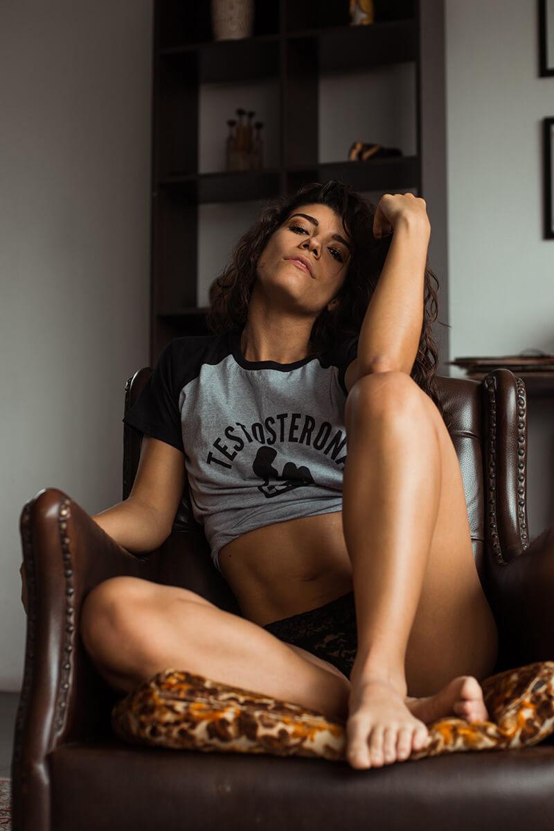 Carol Batata Testosterona Girl