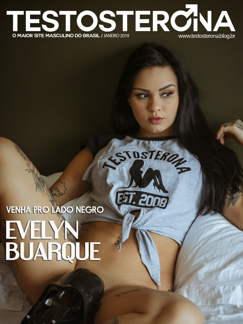 Evelyn Buarque Testosterona Girls