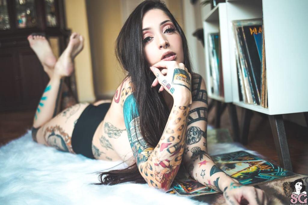 Jacqueline Suicide Girls
