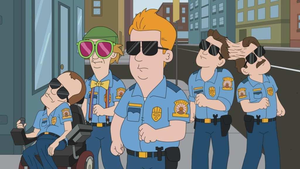 Paradise Police