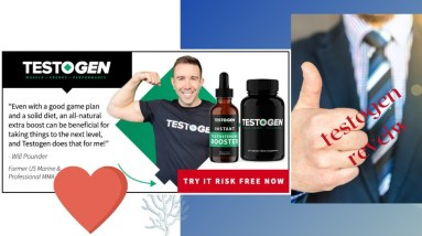 Testogen Review 2021   What Is Testogen  Best Natural Testosterone Booster