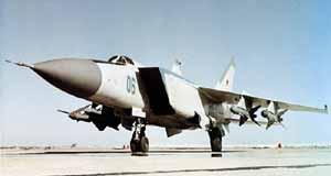 MiG-25P6 SD-R-40
