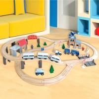 Aldi Eisenbahn für Kleinkinder - Schnäppchen?