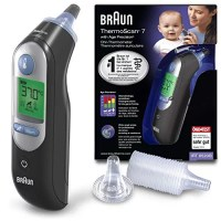 Braun ThermoScan 7 Ohrthermometer IRT6520B
