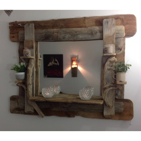 miroir bois flotte vendu sans miroir cause transport https www tethysart com