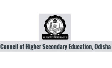 Odisha Board 10th HSC Date Sheet
