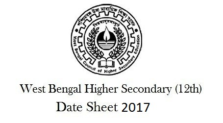 west-bengal-board-12th-date-sheet-2016