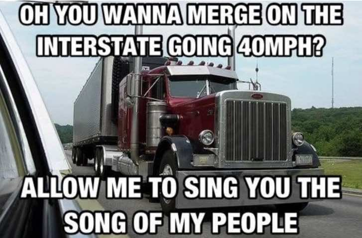 Funny Trucker Memes And Signs Tetra Capital Trucking Finance