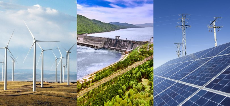 Tetra Tech provides clients with clean energy solutions worldwide.