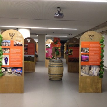 """""""Vineyard Route in Trace"""" Exhibition"""