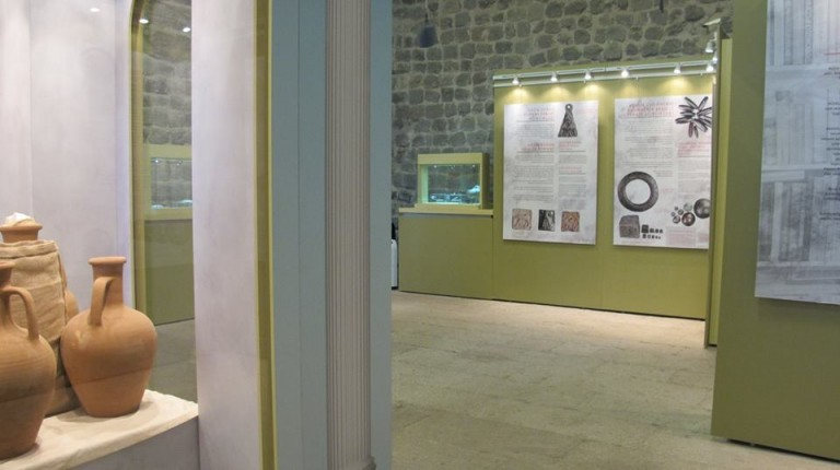"""""""Trade in Anatolia; Scale Weights and Weighing Instruments"""" Exhibition"""