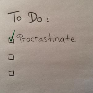 Am I a procrastinator?