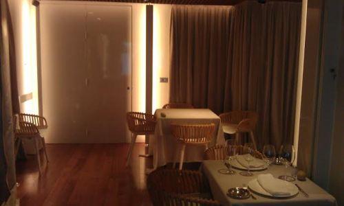 Restaurante Aldaba tras la reforma Te Veo en Madrid
