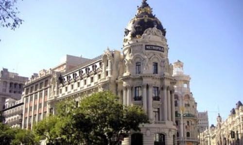Edificio metrópolis Gran via teveoenmadrid