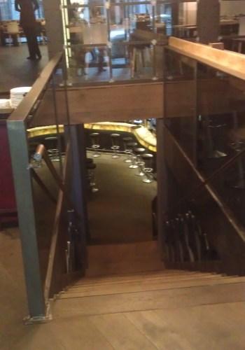 Gran Via 1 desde las escaleras Te Veo en madrid