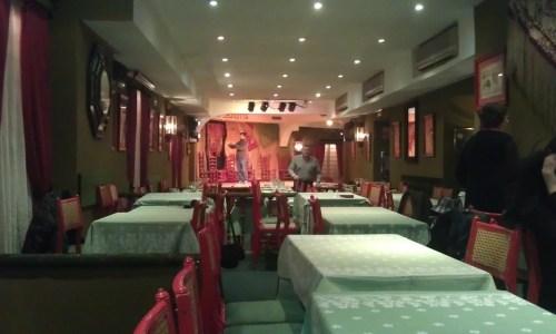 Cafe de Chinitas  restaurante