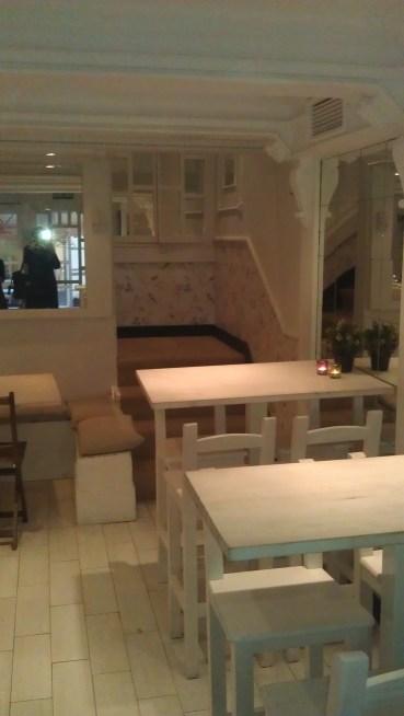 Don de Monica Restaurante Madrid Te Veo en Madrid