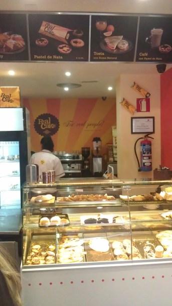 Real Café Calle Goya Te Veo en Madrid