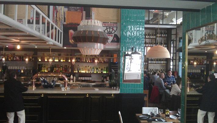 Casa mono no paraban de hablarme de lte veo en madrid - Casa mono restaurante ...