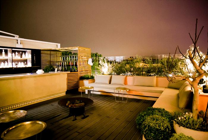 Las mejores cocinas del mundo en madrid te veo en for Restaurantes con terraza madrid