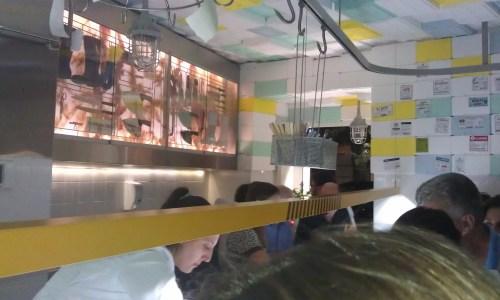 Sala de despiece Te Veo en Madrid