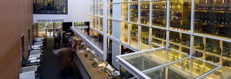 restaurante Albora zona de barra Te Veo en Madrid