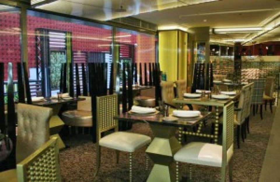 Columbus restaurante casino d Madrid