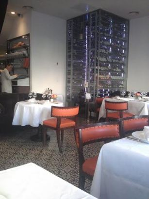 Higinio´s esquina comedor Te Veo en Madrid