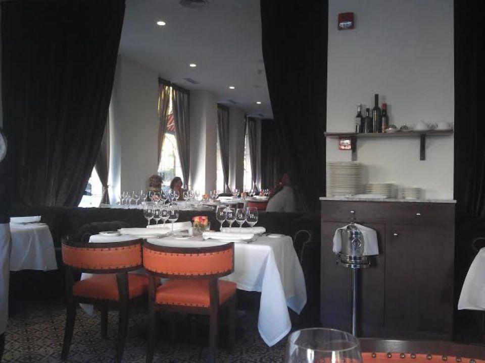 Restaurante Higinio´s comedor delantero Te Veo en Madrid