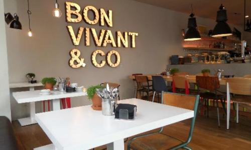 Restaurante Bon Vivant Madrid