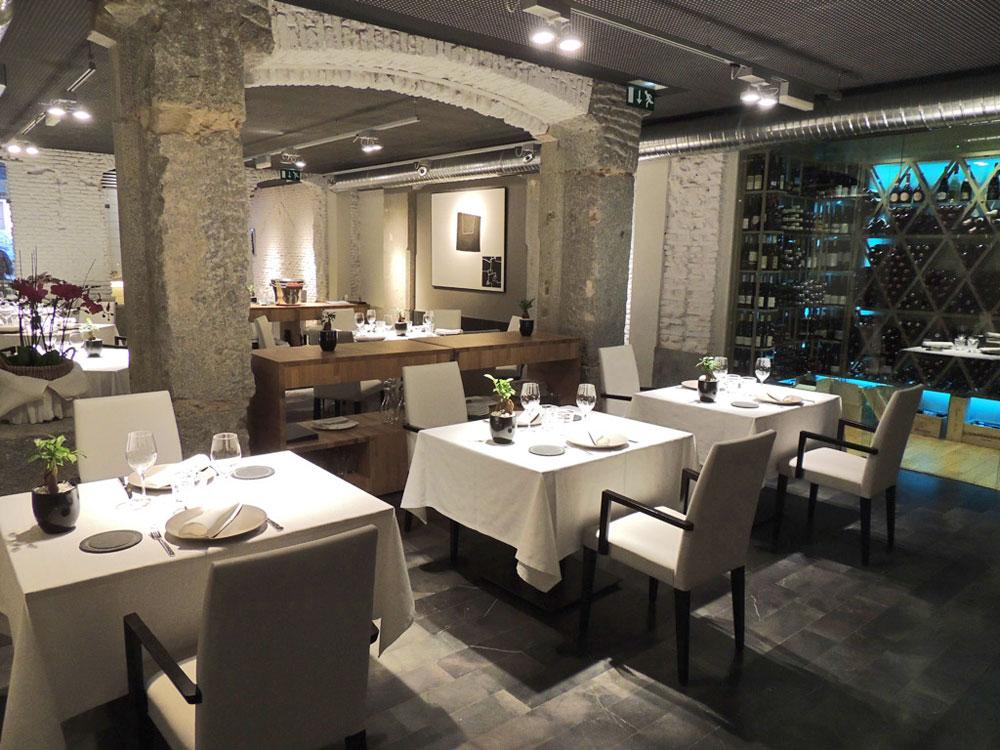 Restaurantes de moda en Madrid 2014, II