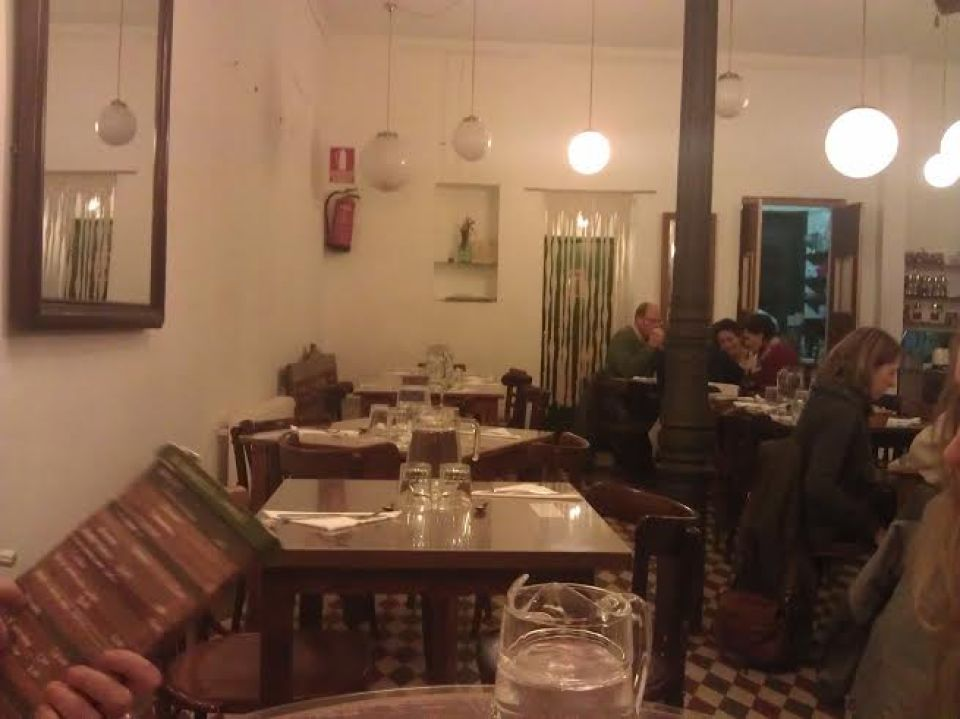 Restaurante el Granero de Lavapies Te Veo en Madrid