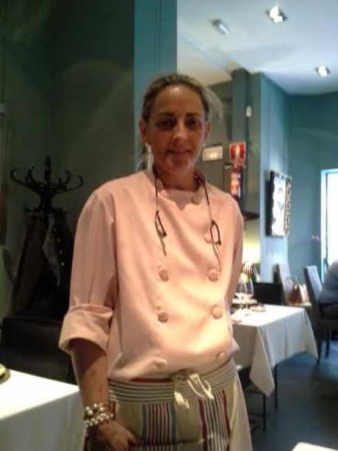 Restaurante Maitia Covadonga chef y duerña Te Veo en Madrid