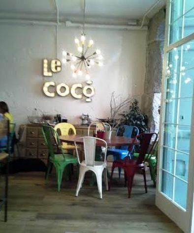 Restaurante Le Coco rincón Te Veo en Madrid