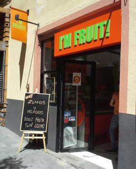 Iam Fruit Te Veo en madrid