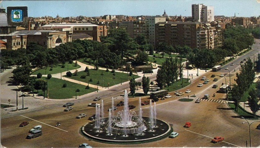 Las Terrazas De Nuevos Ministerios Te Veo En Madridte Veo