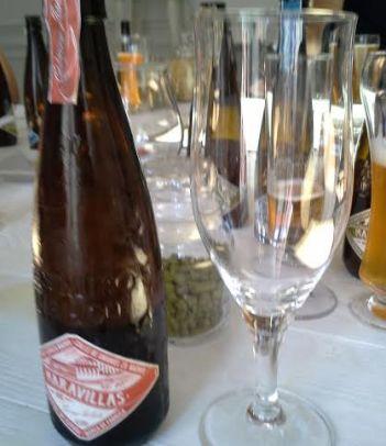 Casimiro Mahou. Cerveza Maravillas