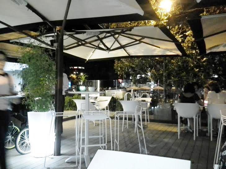 Restaurante Cafe Colón Terraza Te Veo En Madrid Te Veo En