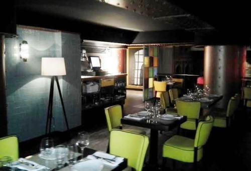Restaurante Taxi a Manhattan comedor  2Te Veo en Madrid